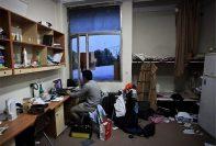 وضعیت اسفبار خوابگاههای سطح شهر دانشگاه تهران